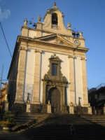 Facciata della Chiesa parrocchiale di Aci S. Lucia in Aci Catena  - Aci catena (6890 clic)