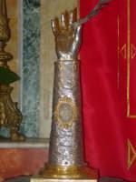 Insigne reliquiario di Santa Lucia ( Belpasso ).  - Belpasso (5762 clic)