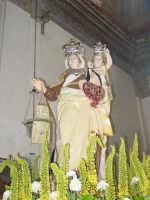 Simulacro di Maria SS. del Carmelo nella chiesa madre nel giorno della festa ( Luglio ).  - Calatabiano (2484 clic)