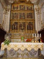 Altare maggiore della chiesa di S. Giorgio.  - Modica (2319 clic)