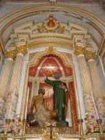 Altare di S. Pietro nella omonima chiesa a Modica. MODICA Salvo Parisi