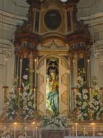 Chiesa dell'Oratorio: svelata del simulacro della Madonna della Purità.  - Giarre (3738 clic)