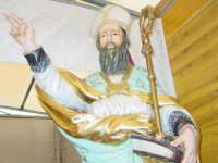Maestoso simulacro di S.Antonio Abate nella Chiesa tenda nel giorno della festa ( 17 Gennaio ).  - San leonardello di giarre (2814 clic)