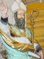 Maestoso simulacro di S.Antonio Abate nella Chiesa tenda nel giorno della festa ( 17 Gennaio ).  - San leonardello di giarre (2919 clic)