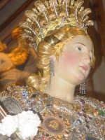 Busto reliquiario di Santa Venera, nel giorno della festa ( 26 Luglio ).  - Acireale (2243 clic)