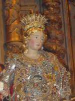 Busto reliquiario di Santa Venera, nel giorno della festa ( 26 Luglio ).  - Acireale (2292 clic)