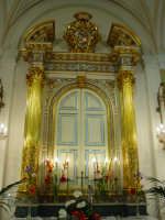 Cappella di S. Sebastiano qualche istante prima della svelata.  - Santa venerina (2614 clic)