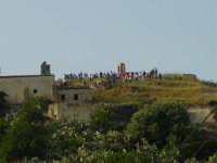 Calata di san Filippo per le tortuose vie del castello.  - Calatabiano (1874 clic)