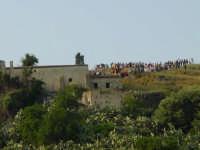 Calata di san Filippo per le tortuose vie del castello.  - Calatabiano (1916 clic)