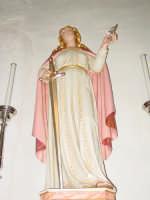 Statua di S. Domenica Vergine e Martire compatrona del paese festa l'ultima domenica di agosto.  - Santa domenica vittoria (4118 clic)