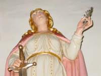 Statua di S. Domenica Vergine e Martire compatrona del paese festa l'ultima domenica di agosto.  - Santa domenica vittoria (3572 clic)