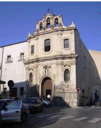 Chiesa di San Francesco da Paola   - Alcamo (1081 clic)