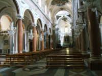 All' interno della Basilica di S. Maria Assunta  - Alcamo (1251 clic)