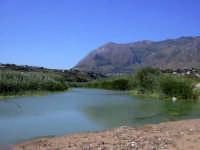Acqua delle terme che si riversa in mare ormai fredda  - Alcamo (1176 clic)