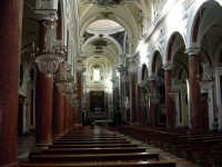 All' interno della basilica di Santa Maria Assunta  - Alcamo (1429 clic)