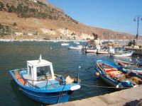 Barche al porticciolo  - Castellammare del golfo (688 clic)