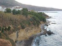 La costa   - Castellammare del golfo (581 clic)