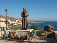 Padre Pio  - Castellammare del golfo (1119 clic)