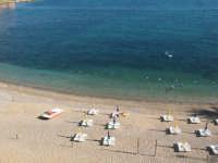 Castellammare: mare smeraldo  - Castellammare del golfo (570 clic)