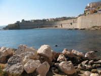IL mare calmo d'estate  - Castellammare del golfo (750 clic)