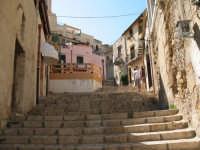 Scalinata al  porto   - Castellammare del golfo (681 clic)