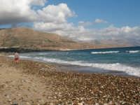 La spiaggia  - Castellammare del golfo (576 clic)