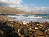 La spiaggia  - Castellammare del golfo (580 clic)