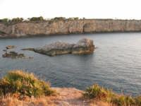 La costa del mare di Terrasini  - Terrasini (1970 clic)