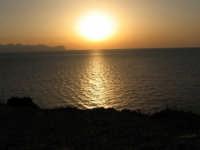 Tramonto sul mare di Terrasini  - Terrasini (2464 clic)