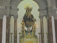Statua: Maria S.S. dei Miracoli patrona di Alcamo  - Alcamo (593 clic)