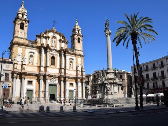 Per le vie di Palermo - PALERMO - inserita il 19-Mar-19