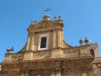 Facciata,Basilica di S. Maria Assunta  - Alcamo (642 clic)