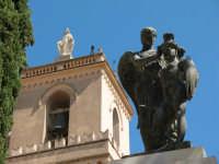 Esterno,Basilica di S. Maria Assunta  - Alcamo (1239 clic)