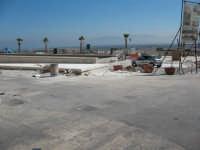 Piazza Bagolino:in fase di ristrutturazione   - Alcamo (625 clic)