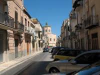 Via S.S. Salvatore,andando verso la Piazza Ciullo  - Alcamo (750 clic)