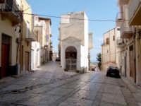 Per le vie di Alcamo: Discesa del Santuario   - Alcamo (1250 clic)