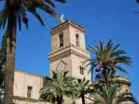 Campanile, Chiesa Madre  Maria S.S.Assunta  - Alcamo (2296 clic)