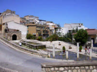 Fontana Araba nelle vicinanze alla discesa al Santuario  - Alcamo (3282 clic)