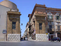 Porta Palermo: all'inizio del Corso VI Aprile   - Alcamo (4636 clic)