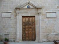 Portale del Santuario Maria s.s. dei Miracoli  - Alcamo (3361 clic)