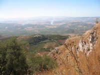 Vista panoramica dal monte Bonifato  - Alcamo (647 clic)