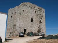 Torre: castello Ventimiglia sul monte Bonifato    - Alcamo (1342 clic)