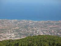 Panoramica: dal monte Bonifato   - Alcamo (751 clic)
