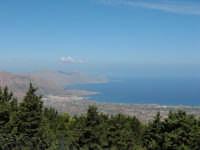 Panorama: dal monte Bonifato  - Alcamo (691 clic)