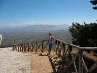 Panorama: dal monte Bonifato  - Alcamo (777 clic)