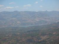 Panorama: dal monte Bonifato  - Alcamo (688 clic)