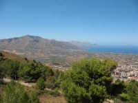 Panorama: dal monte Bonifato  - Alcamo (969 clic)