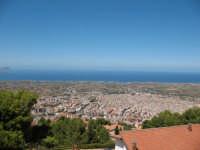 Panorama: dal monte Bonifato  - Alcamo (699 clic)