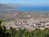 Panorama: dal monte Bonifato  - Alcamo (578 clic)