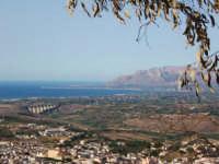 Fotografia scattata dal monte Bonifato  - Alcamo (1371 clic)